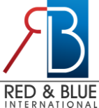 Red & Blue International